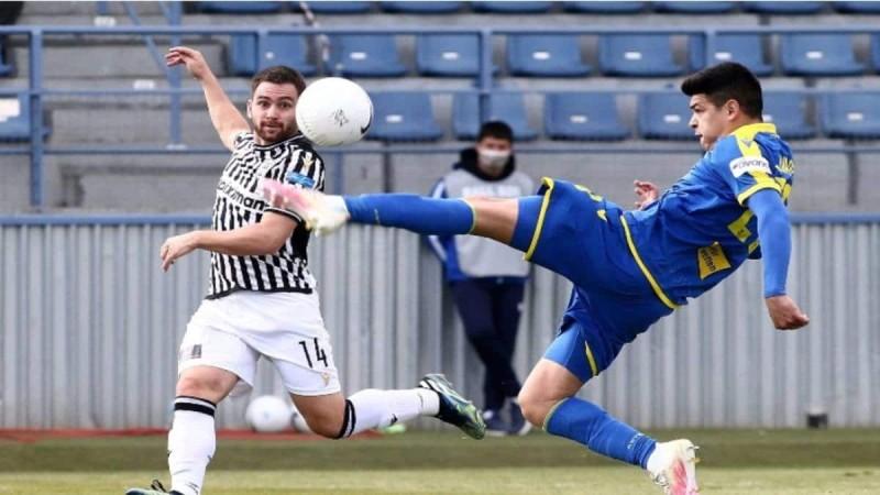 Αστέρας Τρίπολης - ΠΑΟΚ (1-1): Δεν