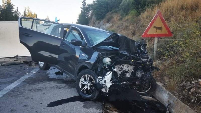 Απόπειρα δολοφονίας το τροχαίο στα Χανιά και όχι 'ατύχημα'
