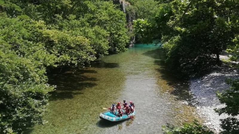 Η φωτογραφία της ημέρας: Ποταμός Βοϊδομάτης!