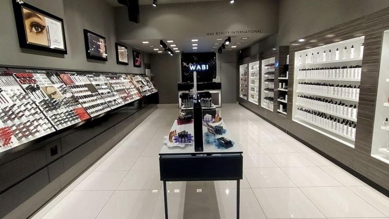 Η Wabi make up σε αποκλειστική συνεργασία με το Shopping Star