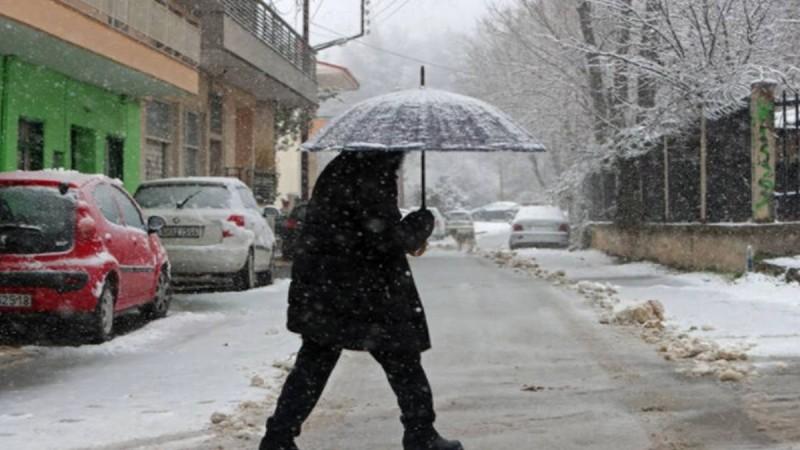 Μετεωρολογική βόμβα από την Κλέαρχο Μαρουσάκη: Χιόνια και τσουχτερό κρύο!