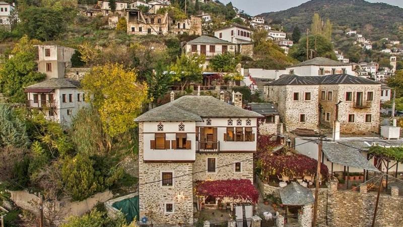 Πήλιο: Βολτάρουμε στα πιο όμορφα χωριά του!