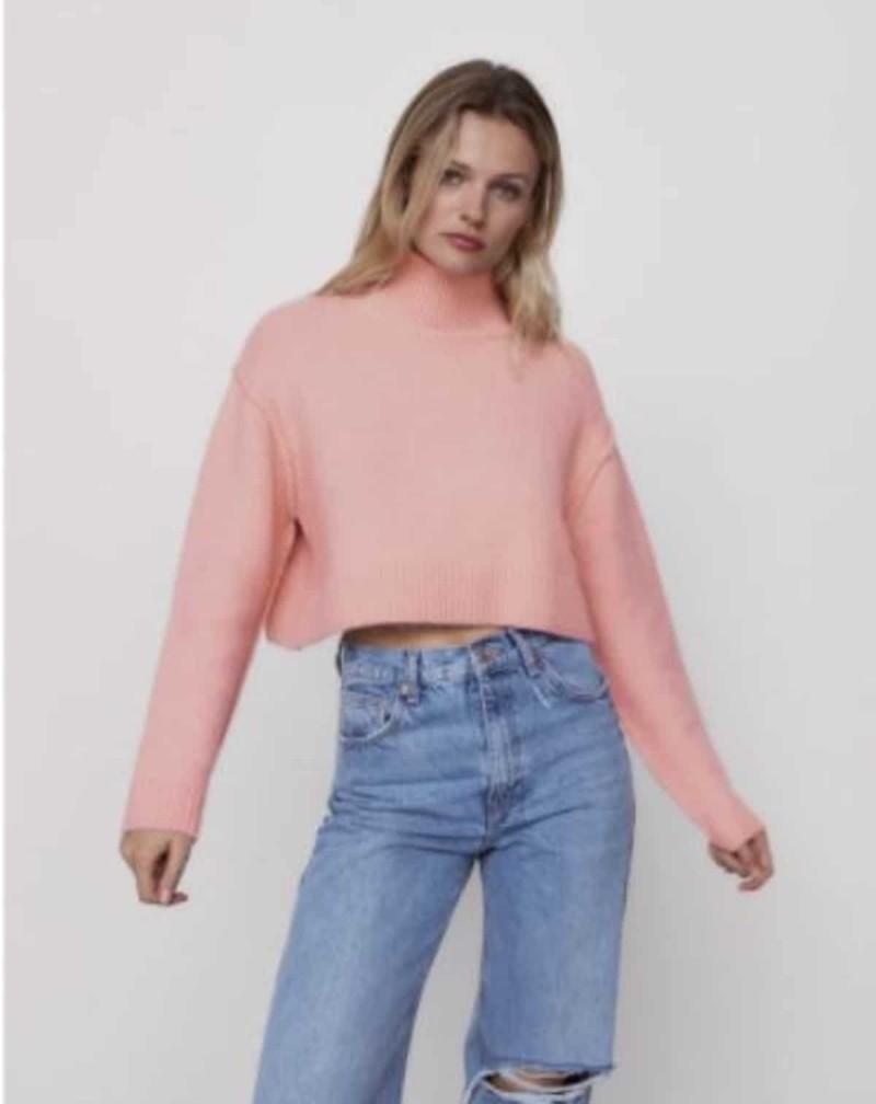Μπλούζα από τα καταστήματα ZARA