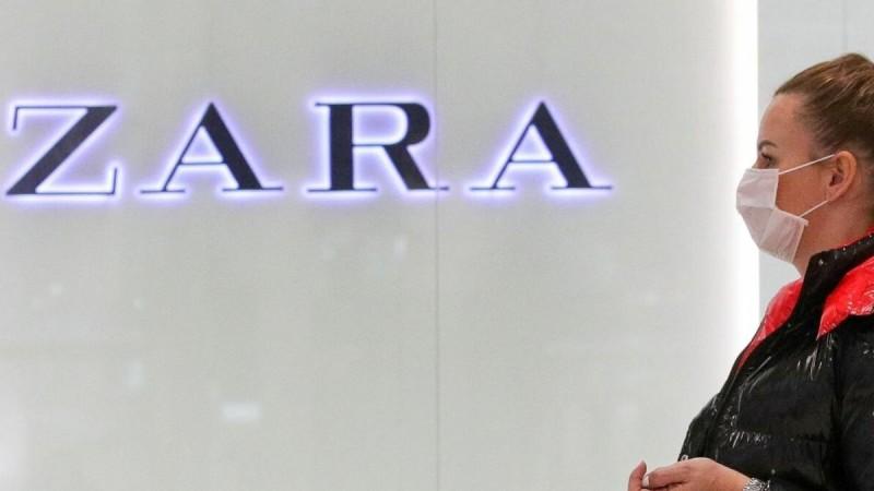 ZARA: Ψηλόμεσο τζιν παντελόνι μόνο με 25,95€ - Το απόλυτο κομμάτι για τις εμφανίσεις σας