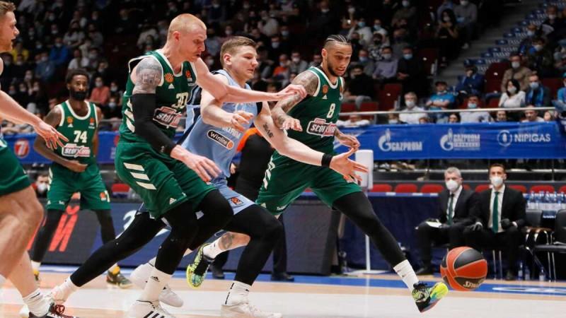 Euroleague: Τραγικός στην Αγία Πετρούπολη για τον Παναθηναϊκό
