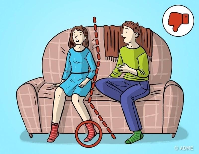 Η γλώσσα του σώματος φανερώνει τα πάντα για τη σχέση σου! 14 τρόποι για να καταλάβεις αν σε γουστάρει