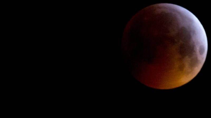 Η Ματωμένη Σελήνη έρχεται 26 Μαΐου