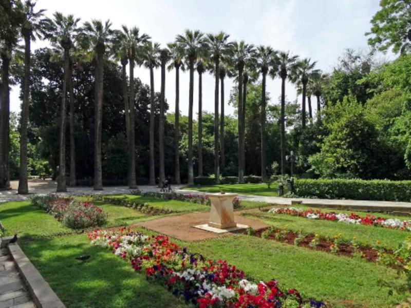 Γειτονιές για να περπατήσεις στο κέντρο της Αθήνας: Εθνικός Κήπος