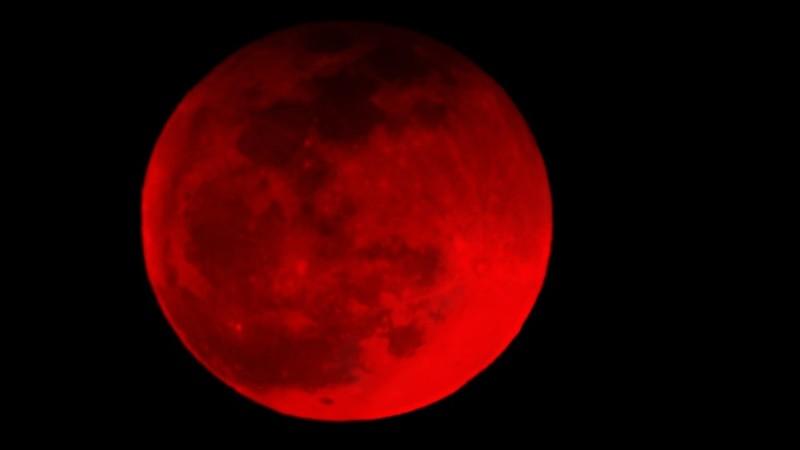 Ματωμένη Σελήνη έρχεται 26 Μαΐου: Ποιοι πρέπει να έχουν το νου τους - Από που είναι ορατή