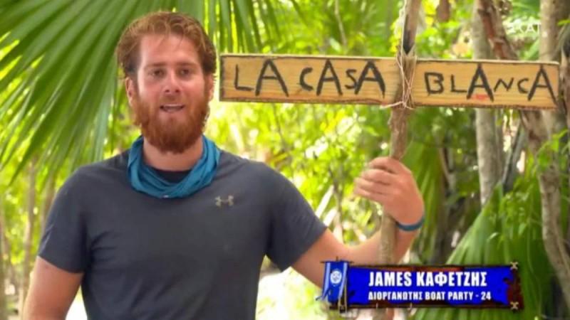 Απίστευτος «πόλεμος» στο Τwitter για Τζέιμς-Νίκο – «Εξαφάνισαν» το Survivor - Ιδού η αλήθεια! (ΦΩΤΟ)