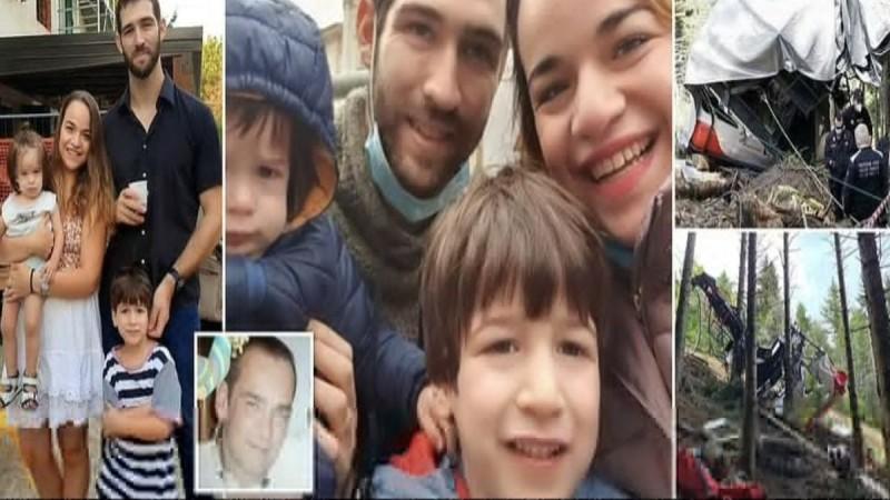 Που είναι η μαμά και ο μπαμπάς; Συγκλονίζει ο 5χρονος που επέζησε από την τραγωδία με το τελεφερίκ! Σκοτώθηκε όλη του η οικογένεια!