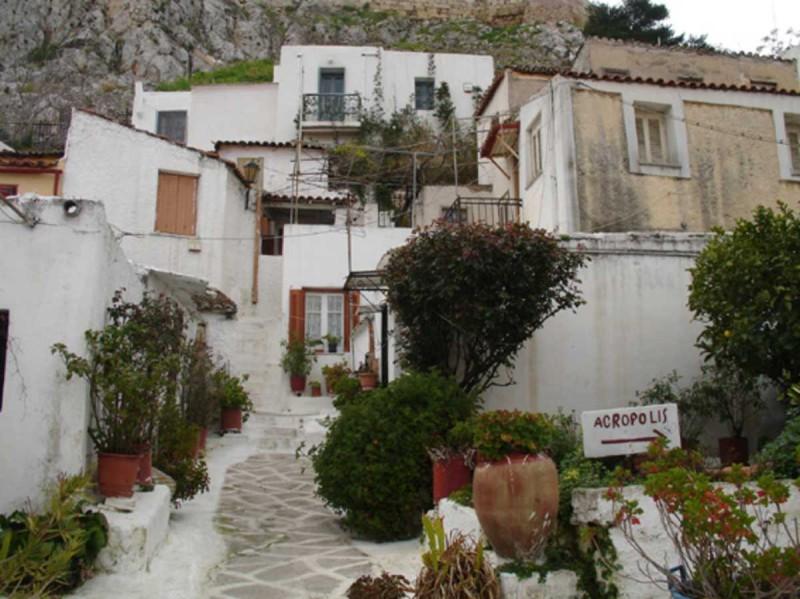 Γειτονιές για να περπατήσεις στο κέντρο της Αθήνας: Αναφιώτικα
