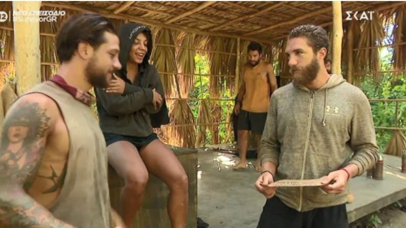 Survivor : Ο Γιώργος Λιανός κάλεσε εκτάκτως τις δύο ομάδες σε έκτακτο συμβούλιο!