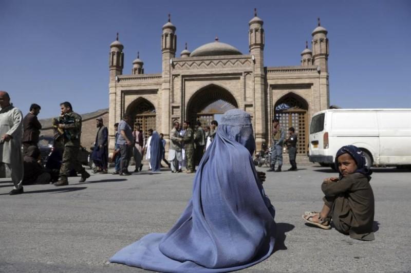 Έκρηξη σε τζαμί στο Αφγανιστάν