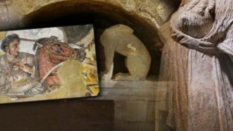Γι' αυτό δεν βρήκαν τη μούμια του Μεγάλου Αλεξάνδρου στην Αμφίπολη!