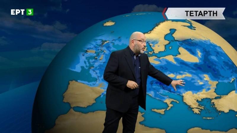 «Καίγεται η χώρα και η θερμοκρασία φτάνει στους...» - Ο Σάκης Αρναούτογλου προειδοποιεί
