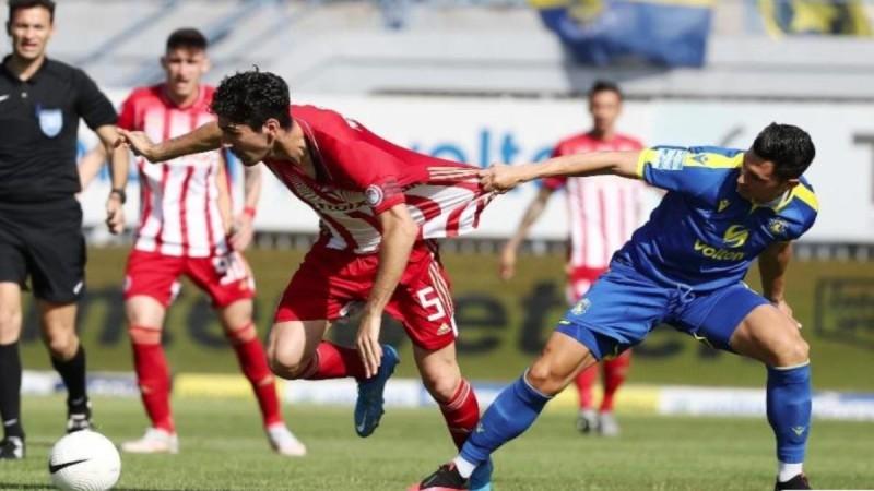 Αστέρας Τρίπολης - Ολυμπιακός (0-0): Δεν