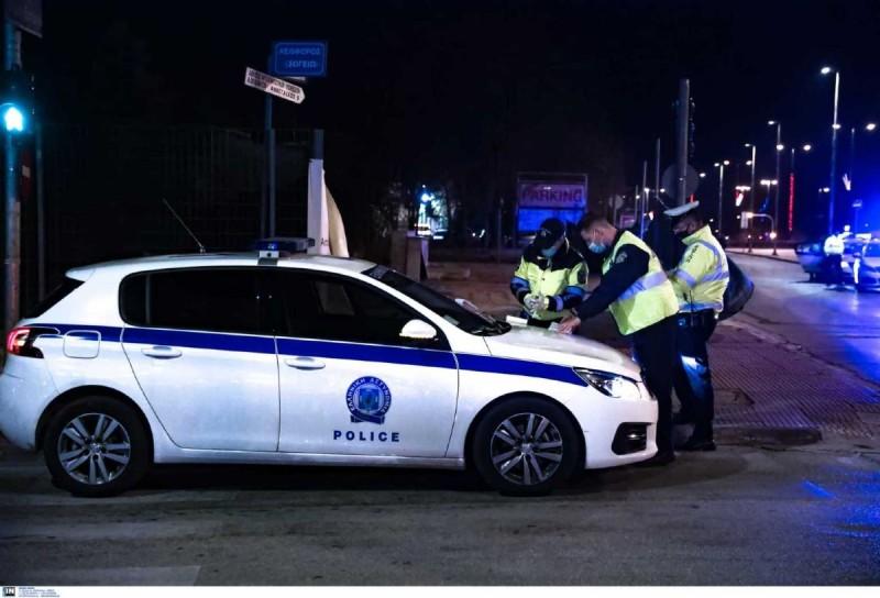 Πρόστιμα και συλλήψεις από την αστυνομία στους παραβάτες