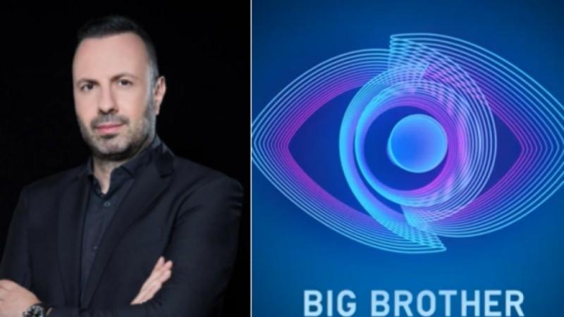 Big Brother: Πλησιάζει στην παρουσίασή του ο Τάσος Τρύφωνος