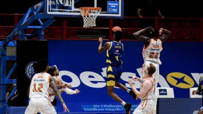 Basket League: «Μαγικό» Λαύριο ισοπέδωσε τον Προμηθέα για την ισοφάριση!