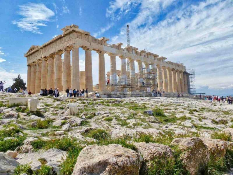Γειτονιές για να περπατήσεις στο κέντρο της Αθήνας: Ακρόπολη
