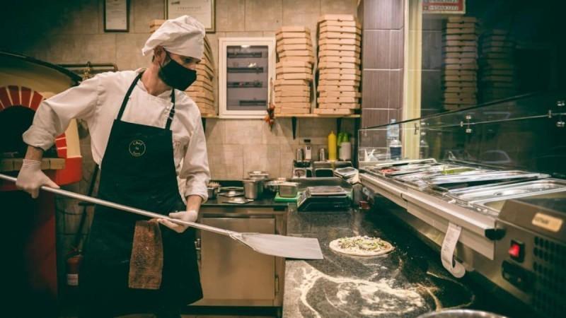 Chef in love στο Πασαλιμάνι