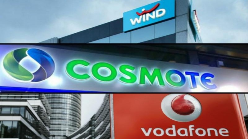 Cosmote, Wind, Vodafone τα πάντα αλλάζουν - Νέος παίχτης στην αγορά με φτηνές τιμές