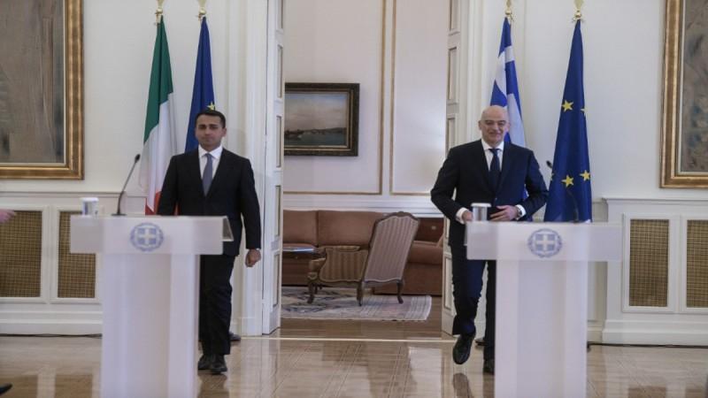 Η Ιταλία επικύρωσε τη συμφωνία με την Ελλάδα για την οριοθέτηση θαλασσίων ζωνών