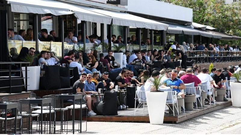 Εστίαση: Προσεχώς νέο ωράριο για καφετέριες και εστιατόρια - Η ημερομηνία-ορόσημο