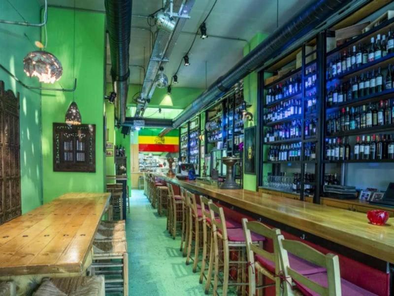Τα καλύτερα wine bar: Fabrica de Vino