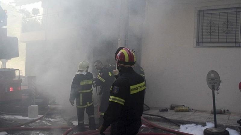 Θρίλερ στην Καβάλα: Ηλικιωμένος πέθανε μετά από φωτιά σε μονοκατοικία