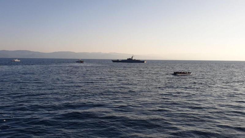 Συναγερμός στο Αιγαίο: Τουρκικές ακταιωροί παρενόχλησαν σκάφη της Frontex