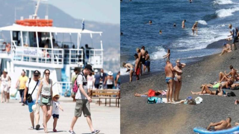 Πήραν το ΟΚ και έρχονται μαζικά οι Γερμανοί για διακοπές στην Ελλάδα