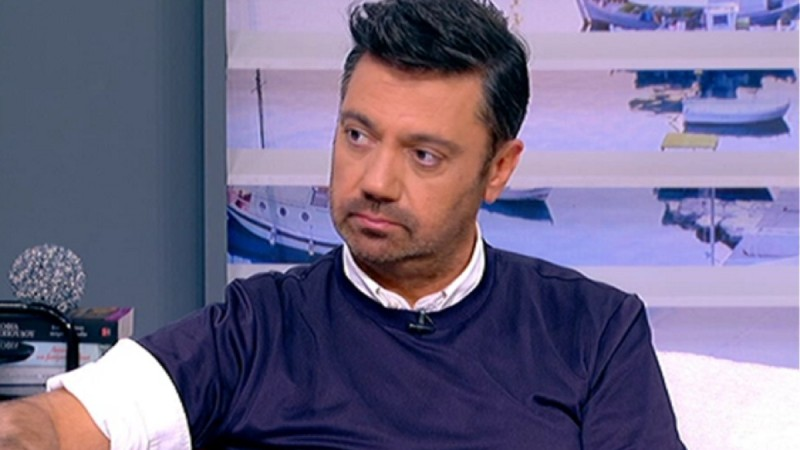Γιώργος Θεοφάνους: Εσπευσμένα στο χειρουργείο (photo)