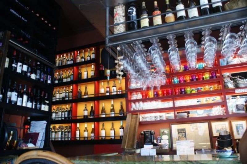 Τα καλύτερα wine bar: Heteroclito