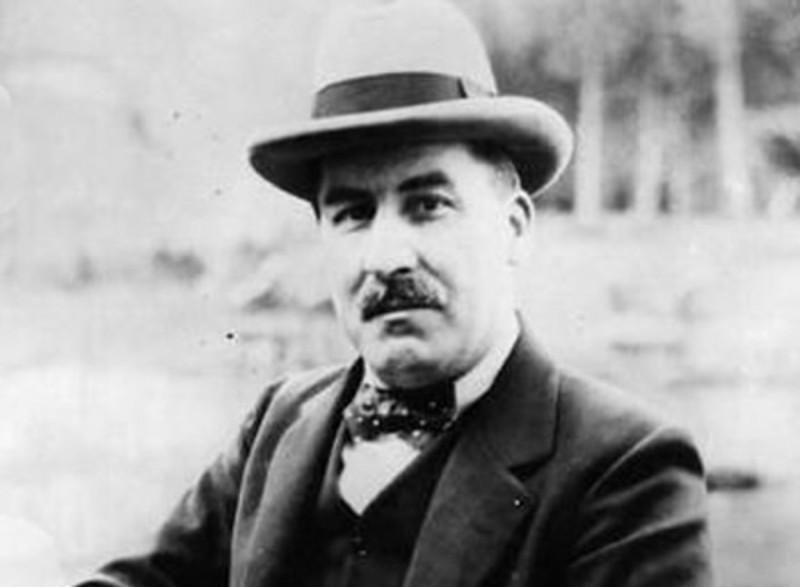 Χάουαρντ Κάρτερ, βρετανός αρχαιολόγος, που ανακάλυψε τον τάφο του Φαραώ Τουταγχαμών