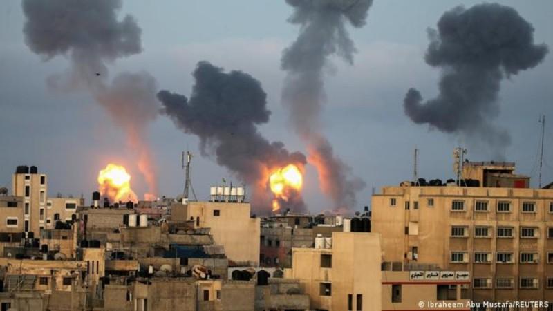 Στους 80 οι νεκροί από τους βομβαρδισμούς στο Ισραήλ