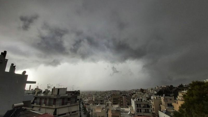 Άστατος ο καιρός σήμερα Τετάρτη - Σε ποιες περιοχές θα βρέξει και πόσο θα φτάσει η θερμοκρασία