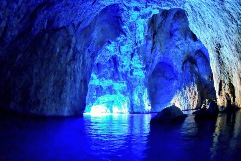 Καστελόριζο σπηλιά