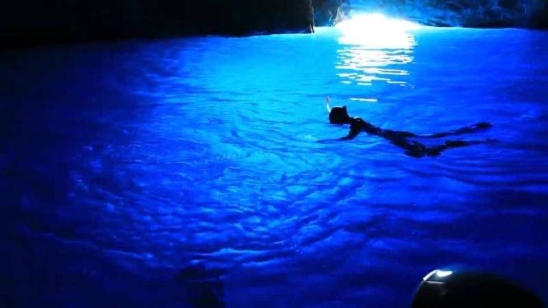 Καστελόριζο Γαλάζια Σπηλιά