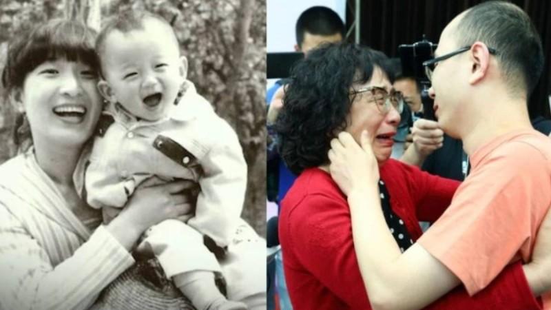 """32 χρόνια μετά την απαγωγή: Γονείς βρήκαν το """"χαμένο"""" παιδί τους – Η συγκινητική στιγμή της επανένωσης"""