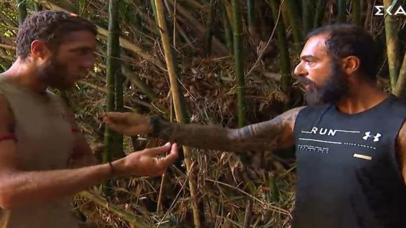 Survivor spoiler για άγριο τσακωμό Τριαντάφυλλου και Κορομι