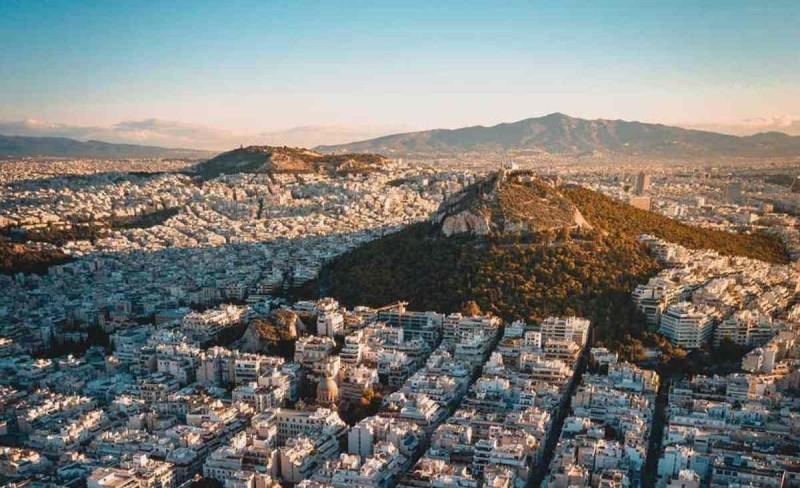 Γειτονιές για να περπατήσεις στο κέντρο της Αθήνας: Λυκαβηττός