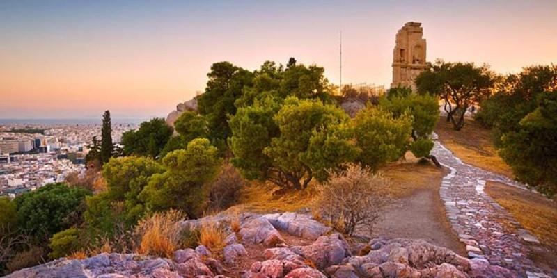 Γειτονιές για να περπατήσεις στο κέντρο της Αθήνας: Λόφος Φιλοπάππου
