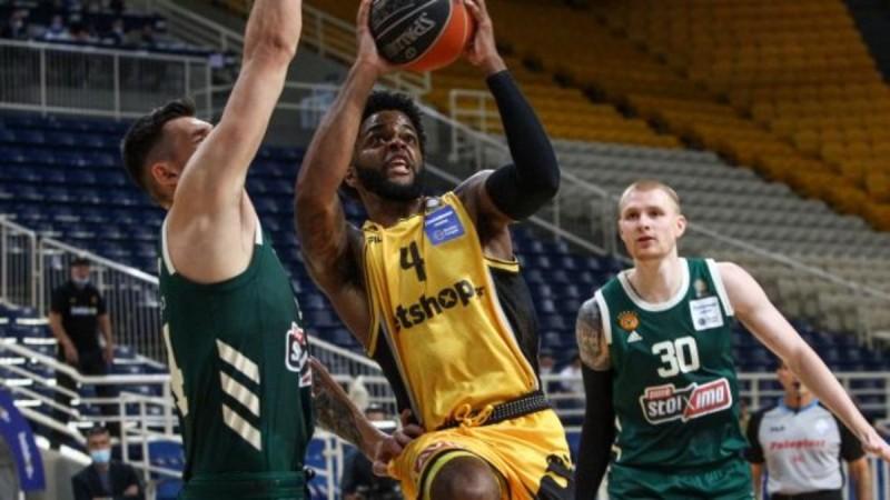 Basket League: Σπουδαία ΑΕΚ, ισοφάρισε τον Παναθηναϊκό