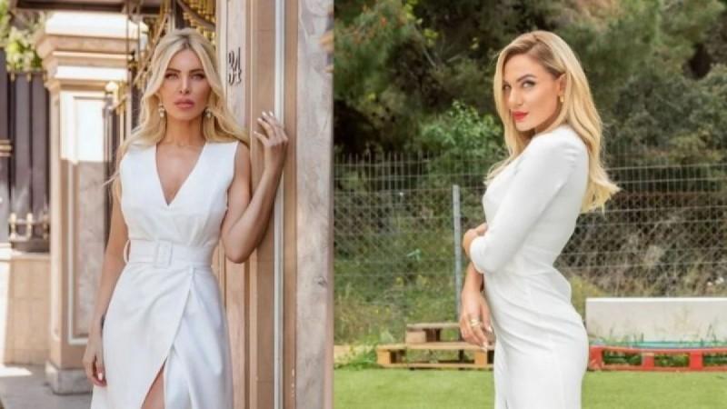 Κατερίνα Καινούργιου και Ιωάννα Μαλέσκου