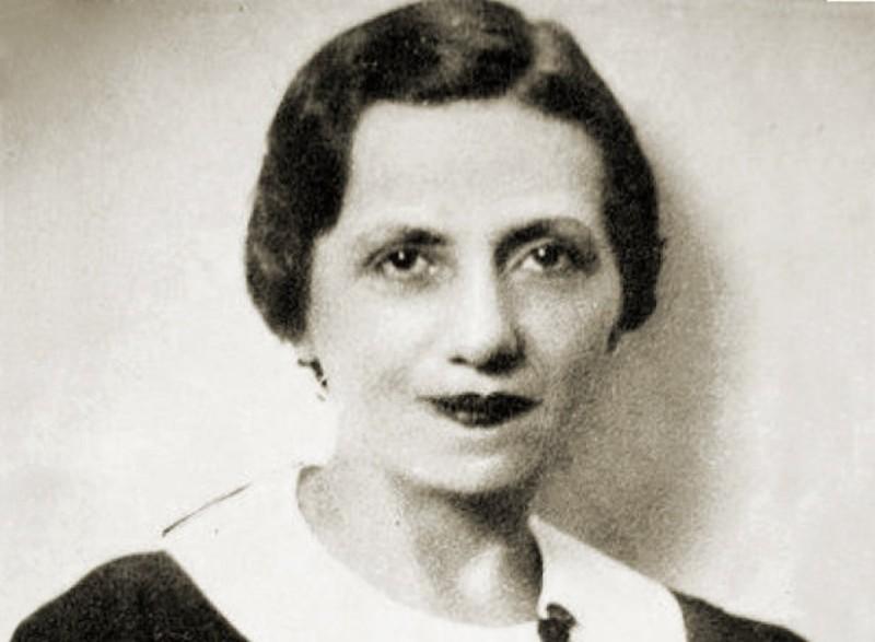 Σαν σήμερα γεννήθηκε η Μαρρίκα Κοτοπούλη
