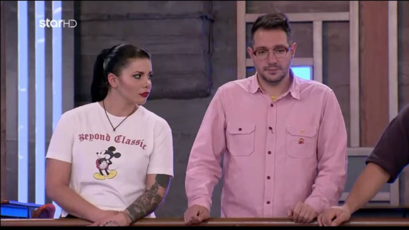 MasterChef 5: Στα «μαχαίρια» Μαργαρίτα και Μαρίνα - «Δε σε έχω προσβάλει έτσι»