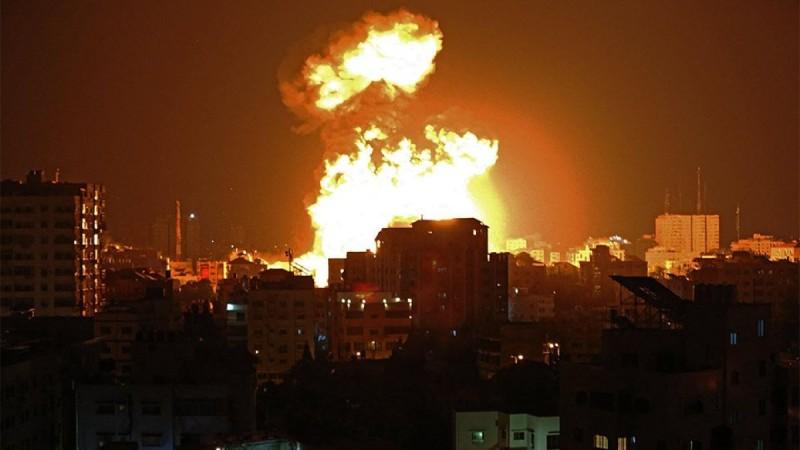 8 παιδιά μεταξύ των 42 νεκρών Παλαιστινίων απο τους χθεσινούς βομβαρδισμούς στη Γάζα