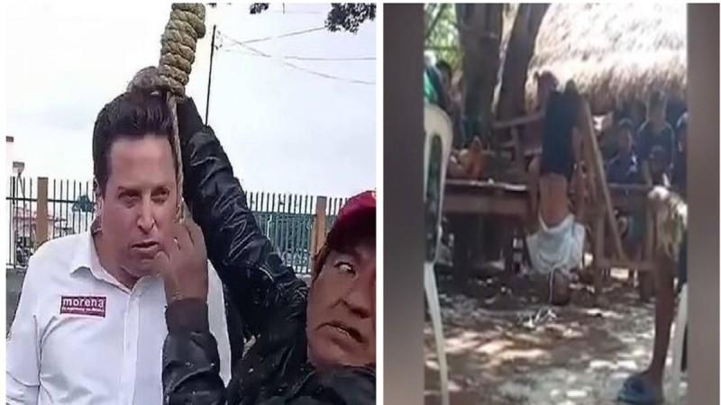 Τους κρέμασαν για να τους συνετίσουν - Συνέβη στο Μεξικό και την Ινδονησία